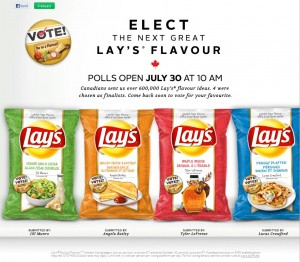 8 Reasons why Lay's Do Us a Flavour contest is brilliant marketing