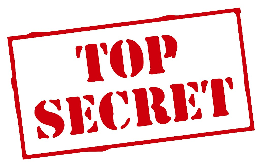 Αποτέλεσμα εικόνας για top secret