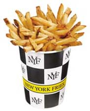 Should New York Fries rebrand to Montreal Fries during the Stanley Cup hockey final?
