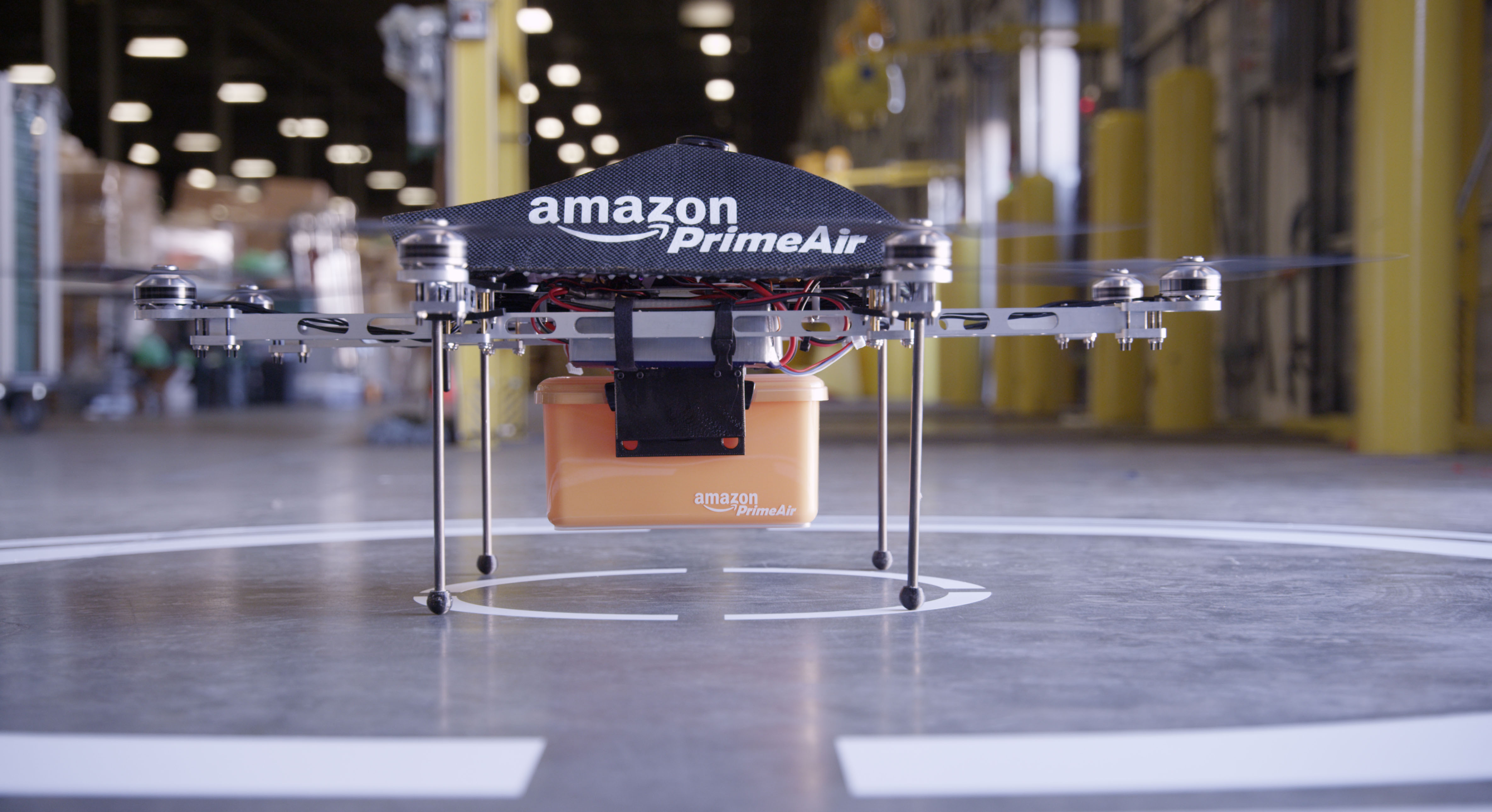 Drones, sharing economy delivery & revamped postal services: Distribution experiences disruption