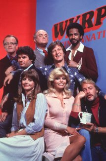 "Ever wonder what the 1978 WKRP in Cincinnati ""Turkeys away"" episode might look like in the age of social media?"