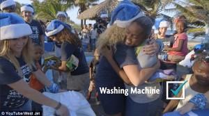 Westjet_Dominican_washingMachine