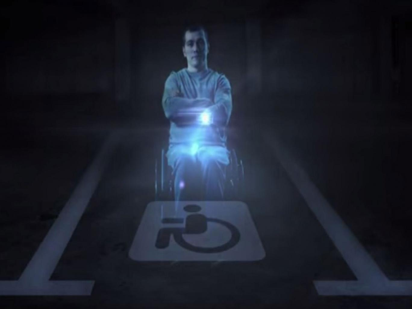Russian disabled parking campaign uses 3 components of great storytelling
