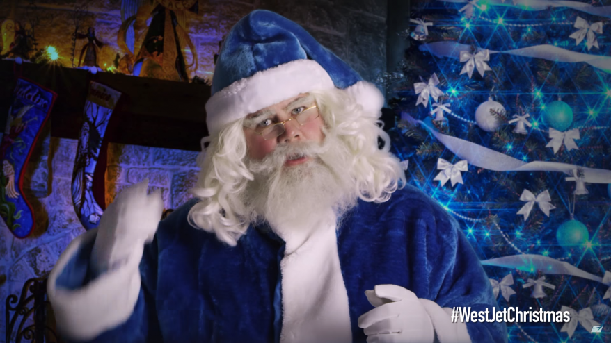 How #WestJetChristmas Miracle 2015 earns authenticity in the jaded airline space