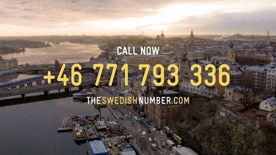 call-sweden-video