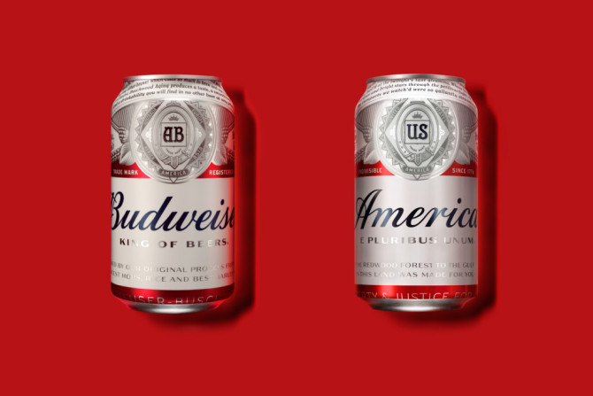 "Just in time for the May 2-4 weekend: Molson Canadian – meet Budweiser ""American"""
