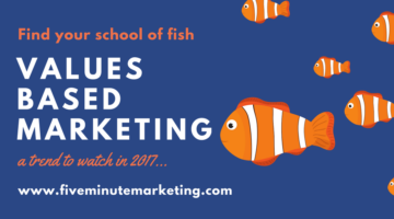 Values-based marketing: a 2017 trend to watch