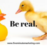 Be real: Leveraging content and relationships on social media