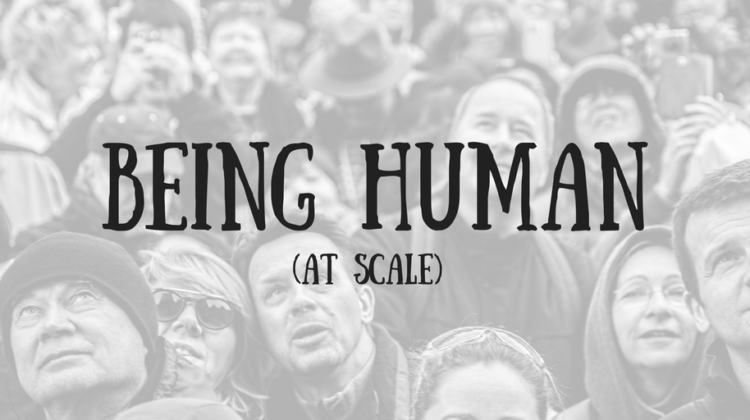 Being human at scale: marketing that connects in an age of automation